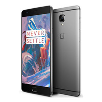 "Newest Oneplus 3 A3000 6GB RAM+64GB ROM Snapdragon 820 MSM8996 Quad Core 5.5"" HD Android 6.0 4G LTE Fingerprin GPS Mobile Phone"