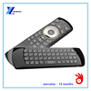 AK84 Keyboard 2.4G Remote Control Wireless Keyboard+Air Fly Mouse+IR Remote Control For Android Mini PC TV Box