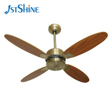 52 inch hotel decorative wall mount ceiling fans without light