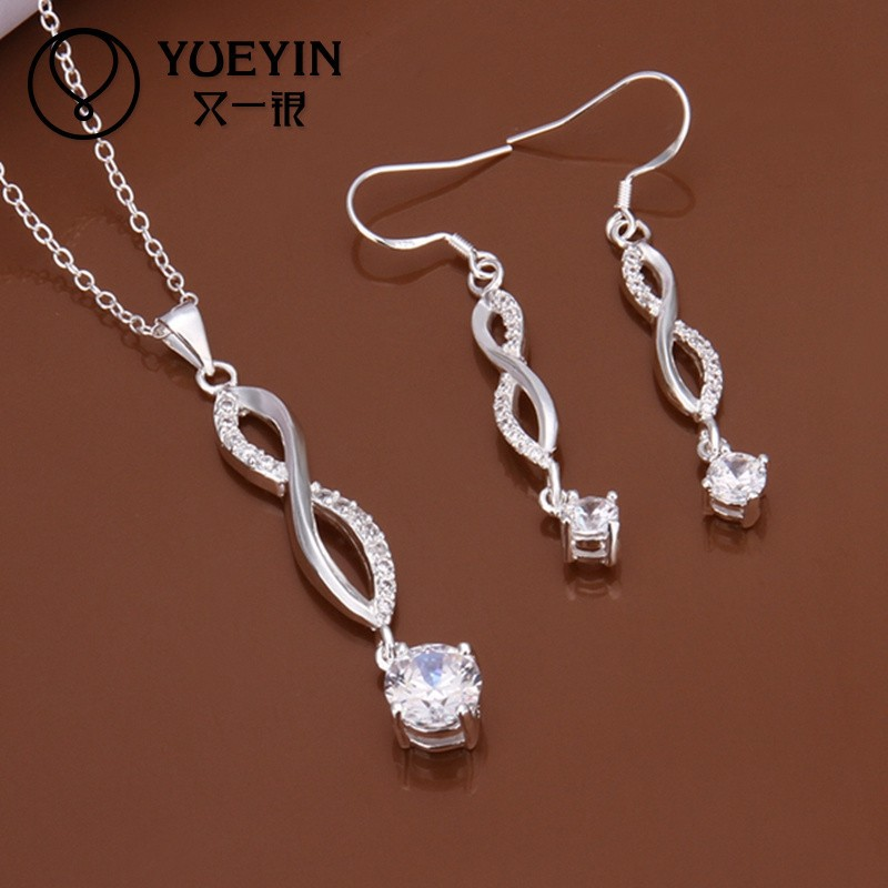2014 wholesale <strong>beautiful</strong> ladies jewelry set