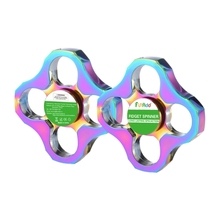 New 2017 Toplay Fidget Spinner Toy Stress Reducer wholesale price fidget spinner alloy