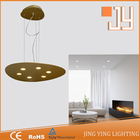 led modern table chandelier light fixture lamp modern lighting