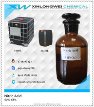 Copper Ore, Gold Ore Uses of Nitric Acid 68% (HNO3 )