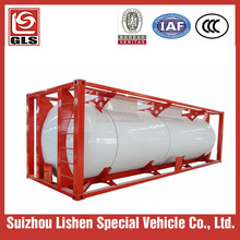 Brand New ISO Tank Containers Price 20ft 30ft lpg Storage Tank