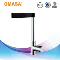 China factory latest design single handle kitchen faucet