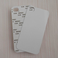 Blank PC Sublimation Protective Cover for iphone