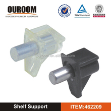 Professional Hot Sales High End Plastic Shelf Support Pins
