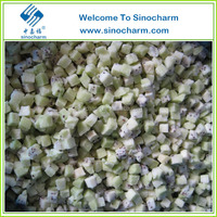 2014 New Crop Frozen Chinese Kiwi Fruit dice