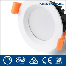 CE RoHS C-tick approved 9W 10W 15W 28W dimmable led downlight led