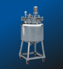 Movable Sealed Vertical Storage Tank For Chemical