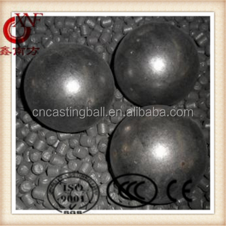 Mineral grinding balls hot sale in Chile