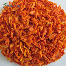 Quality and quantity assured dehydrated carrot dried vegetables