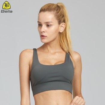Sportswear fitness yoga bra gym wear custom design women sports bra