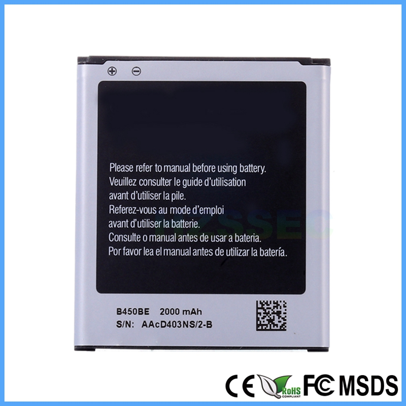 Best quality 3.8v li-ion gb t18287 2013 battery for Samsung G3518 G3568