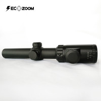 New Holographic red & green Illuminated 6X Scopes Optics 1-6X24 Riflescope Hunting with Long Eye Relief