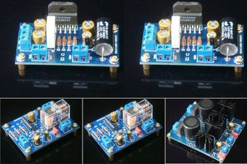 LM3886 LM3886TF 68W+68W Solid-State Amplifier Kit (Stereo)