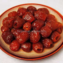 Supply 100% Natural Organic Whole Sweet Jujube/ Chinese AD Dried Red Dates
