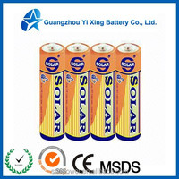 UM4 carbon cell 1.5v aaa dry battery r03