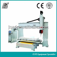 advanced technology with excellent quality 5-axis cnc router