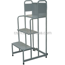 Supplier of RH-LT04 Climbing Step Ladder Cart Trolley with Wheels