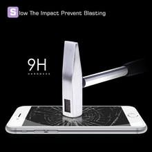 Manufacturing anti-glare high clear tempered glass / 0.33m privacy screen protector for iphone apple 4s / 4 / 5s