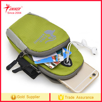 Armband Sports Pouch Running Pack Armband Gym Wrist Bag arm bag for running Slot Wallet Case Cover for IPhone