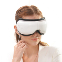 High Standard Mp3 Music Eye Massager With Heat Compression