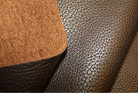 Buffalo grain leather for funiture finished leather for seats and furnitures