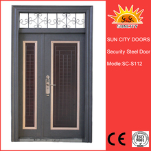 China made one and half anti fire door SC-S112