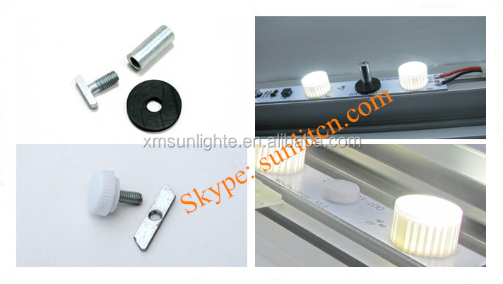 Profile with CE RoHS and ETL,Aluminum LED Light Bar for advertising