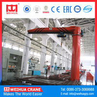 Factory Direct Sales Jib Crane Manufacturers 1 T Electric For Workshop