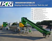 waste plastic film washing machine,recycling,crushing line, plastic recycling machinery