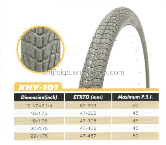 Bicycle Tyre (XHY-101)