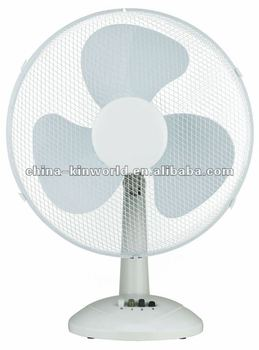 12 inch plastic table fan
