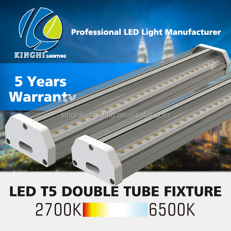2016 New design 40w 60w 4ft led tube light fixture,led hanging tube light ul etl dlc