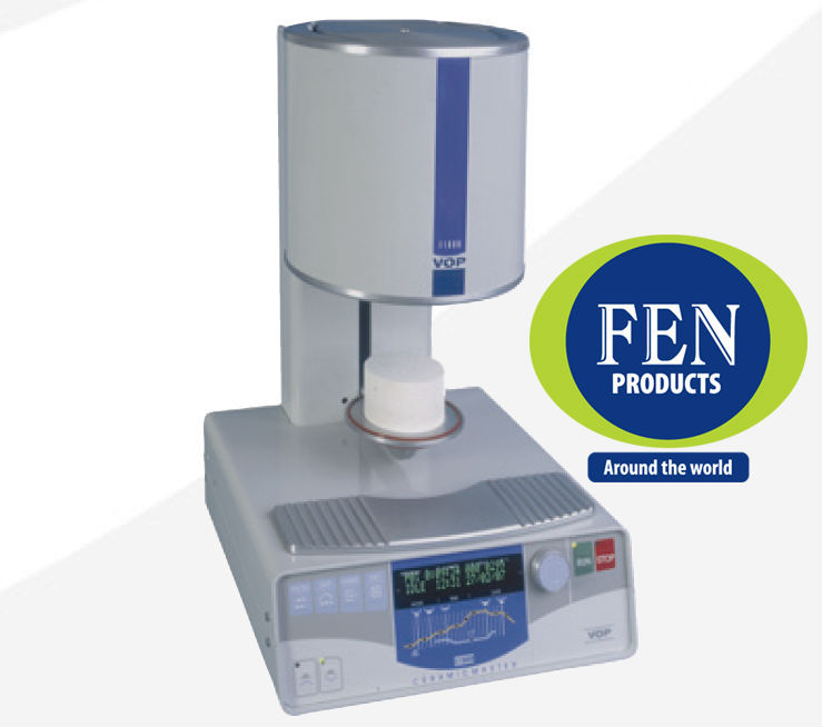 CERAMIC MASTER E1000 DENTAL FURNACE