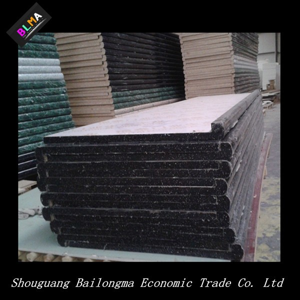 Best prices and high quality 25mm china hpl worktop for kitchen usage