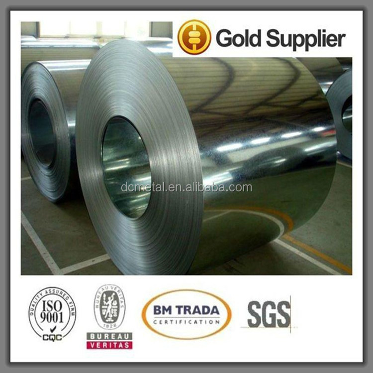 mill test certificate galvanized mild Steel coils and sheets for construction