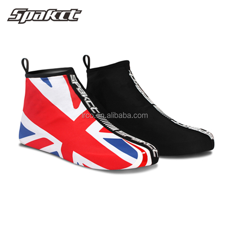 china manufacturer custom shoes cover polyester spandex cover shoe for bike riding