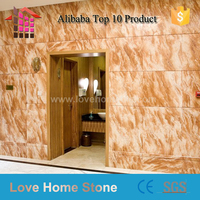 Quality Big Slab Quarry Price Import Tea Rose Philippine Marble