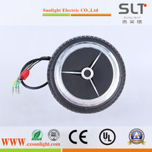 Front Rear Wheel Electric Motorcycle 250W bldc Hub Motor