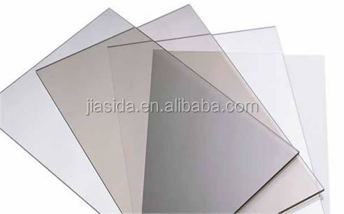 transprent Polycarbonate solid sheet