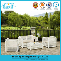 Sailing new arrival all weather unique bamboo ikea wicker furniture