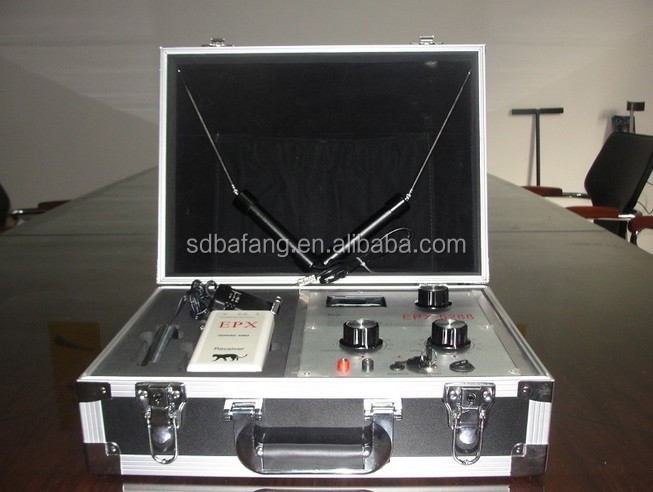 Gold Mining Equipment/Gold Detecting Machine EPX5288/7500 Underground Treasure Searching Metal Detector