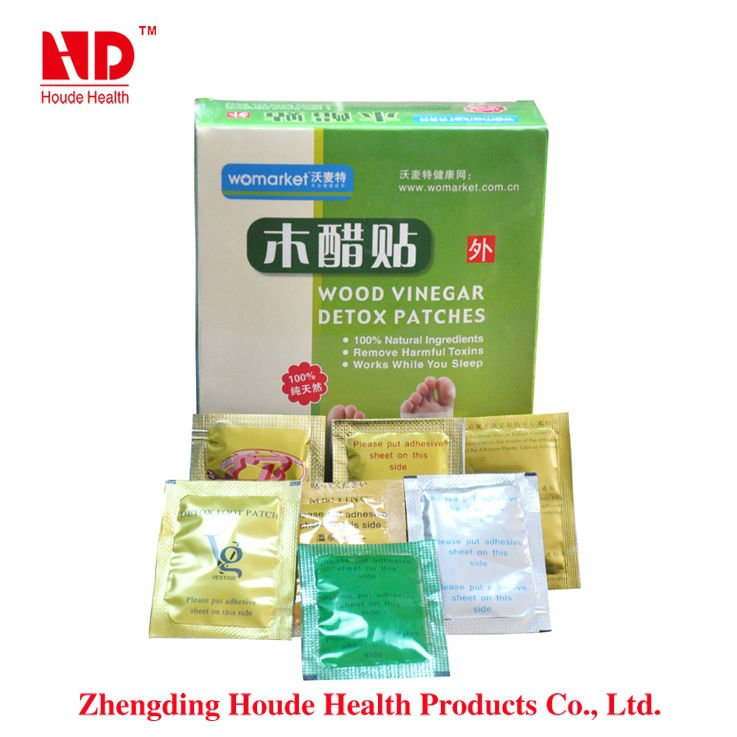 New products for 2012! Hot sale! korea detox foot patch