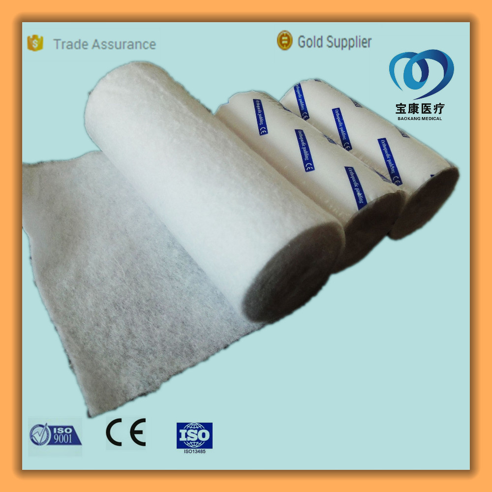 surgical instrument orthopedic soft cast pad ortho bandage