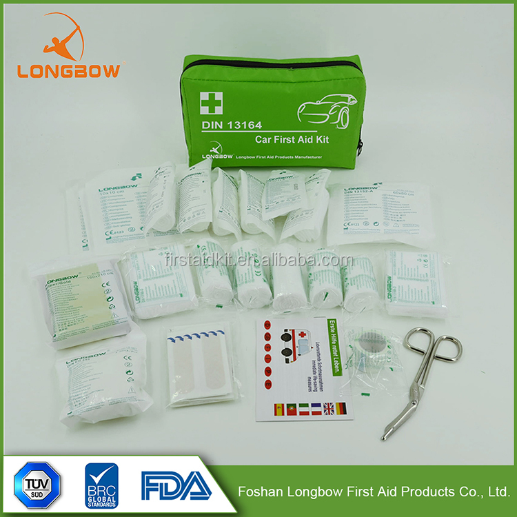 Low Cost High Quality Low Price Medical Car First Aid Kit