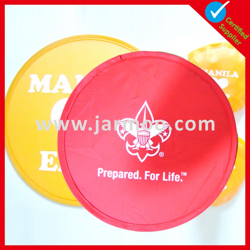 Printing Wholesale bubble frisbee for advertising agency