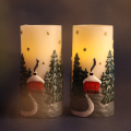 New design LED candles Christmas Led candle light electronic candle