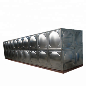 Good quality stainless steel water tank 5000 liter for solar water tank